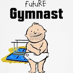 Future Gymnast P Bars T-Shirt