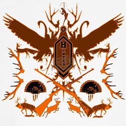 hunting design Art T-Shirt