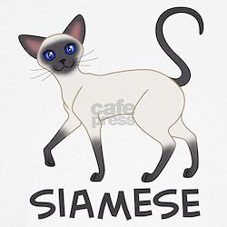Blue Point Siamese T