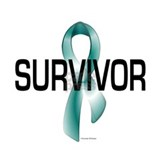 Ovarian Cancer Survivor 1.1 Coffee Mug
