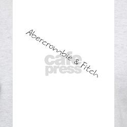 "Mock ""Abercrombie & Fitch"" Ash Grey T-Shirt"