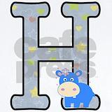 Hippo Baby Bodysuits