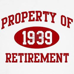 1939: Property of Retirement T