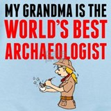Archaeology Baby Bodysuits