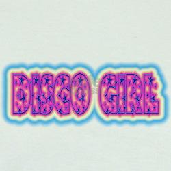 Disco Girl T