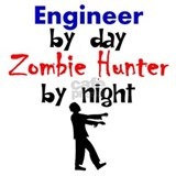 Engineer and zombies Pajamas & Loungewear