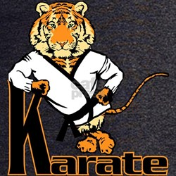 Karate Tiger Kid T-Shirt
