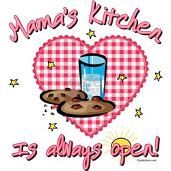 Mama's Kitchen Open Tee