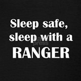 "\""sleep with a ranger\"" Tank Tops"