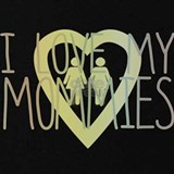 Two mommies T-shirts