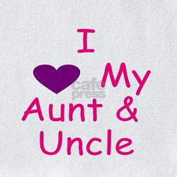 I Love You Uncle Quotes : Love My Uncle Baby Bibs I Love My Uncle Bibs & Burp Cloths
