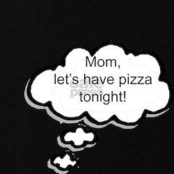 The kid wants Pizza T-Shirt