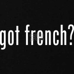 got french? T