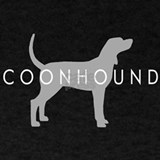 Black and tan coonhound T-shirts