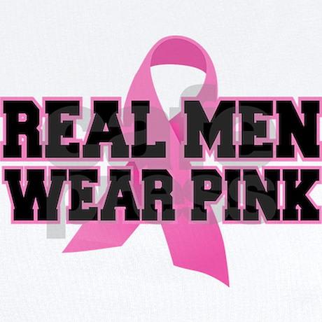 Real Men Wear Pink Onesie By Mattmckendrick