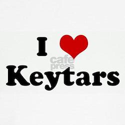 I Love Keytars T