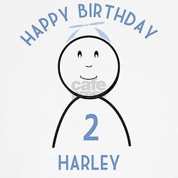 Happy B-day Harley (2nd) Shirt