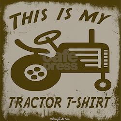 My Tractor T-Shirt Shirt