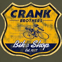 CRANK BROS. BIKES T-Shirt