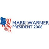 MARK WARNER for President Mug