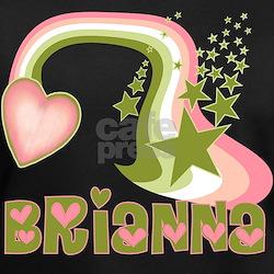 Rainbows & Stars Brianna Personalized Shirt