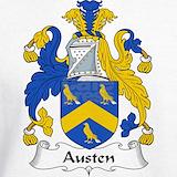 Austen coat of arms Sweatshirts & Hoodies