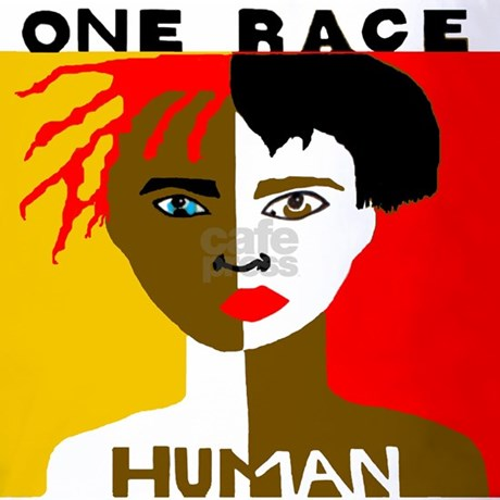 Anti Racism T Shirt By Oneracehuman
