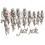 JUST RIDE CYCLING Mug