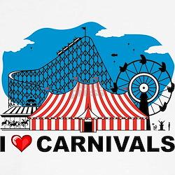 I Love Carnival Tee