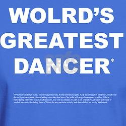 <i>Dance Disclaimer</i> T-Shirt