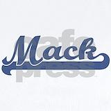 Mack Baby Bodysuits
