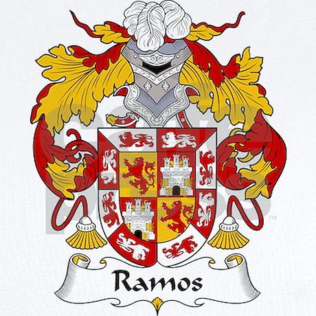 Ramos Family Crest Infant Bodysuit By Familycoats2