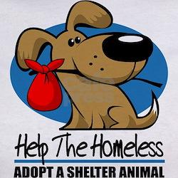 Homeless Pets Tee