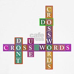 Do crosswords Tee