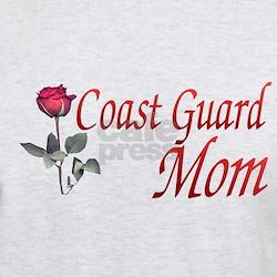 coast guard mom T-Shirt