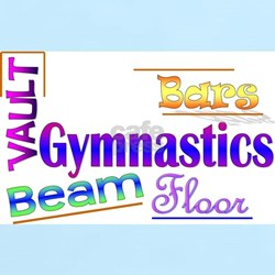 Cute Gymnastics team T-Shirt