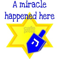 A Miracle Happened Here Shirt