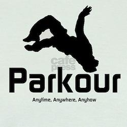 Parkour, Anytime Jr. Ringer T-shirt