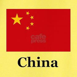 China Flag T