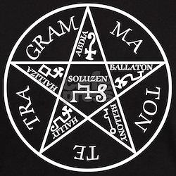 White Pentagram of Solomon T-Shirt