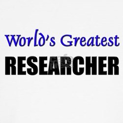 Worlds Greatest RESEARCHER T