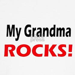 My Grandma Rocks T