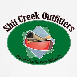 Shit Creek Paddles Tee