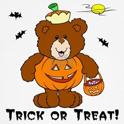 Trick or Treat Teddy :: T
