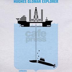 Hughes Glomar Explorer Tee