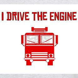 I Drive The Engine T-Shirt