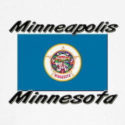 Minneapolis Minnesota Tee