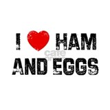 I * Ham And Eggs Mug