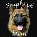 German shepherd T-shirts