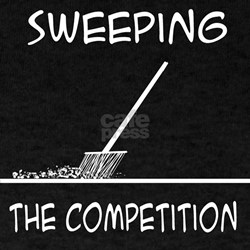 Sweeping the Competition - Black